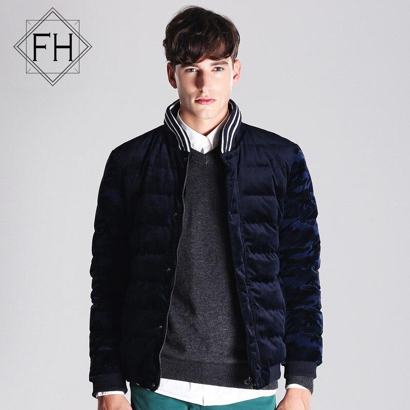 Aliexpress.com : Buy FUHAO New Mens Jackets Padded Black ...