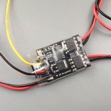 Dual Way แบบสองทิศทาง ESC 2 วินาที   3 วินาที 5A Brushed ESC Mini Speed Controller สำหรับ RC เรือ Tucker 16:1 ติดตามรถมอเตอร์อะไหล่
