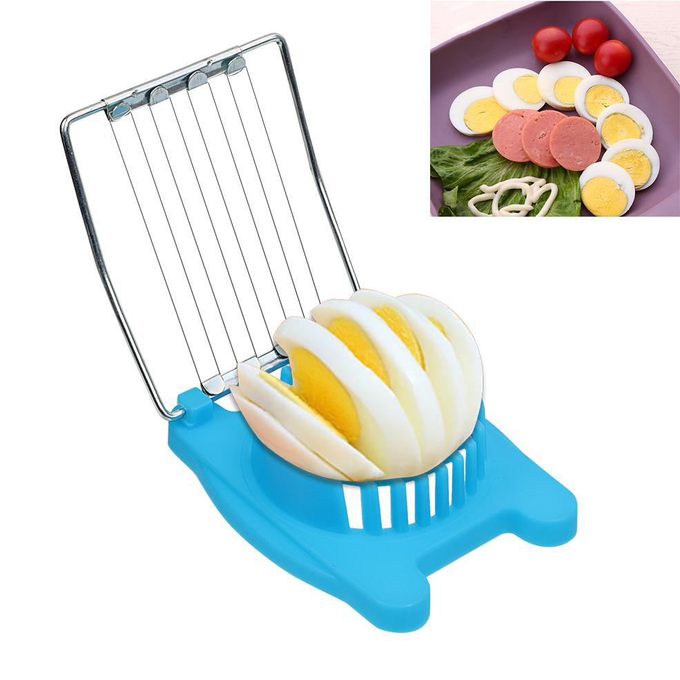 2019 New Egg Slicers Chopper Staainless Steel Fruit Cutter Egg Tools Manual Food Processors Kitchen Tools Gadgets Hot Sale