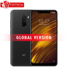"Global Version Xiaomi POCOPHONE F1 6GB 128GB POCO F1 Snapdragon 845 6.18"" Full Screen 20MP Front Camera LiquidCool Smartphone CE(China)"