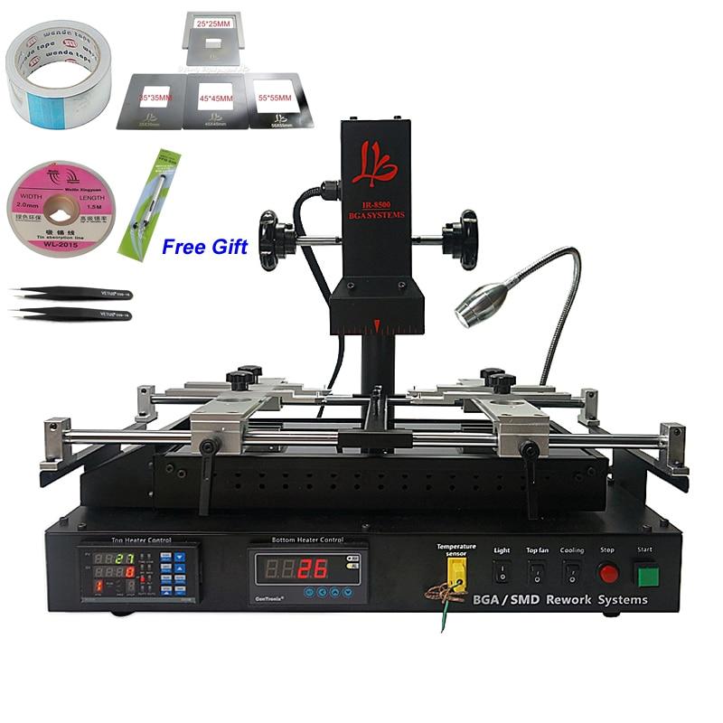 LY IR8500 IR BGA Station de soudage Kit de remballage Machine de réparation de carte mère