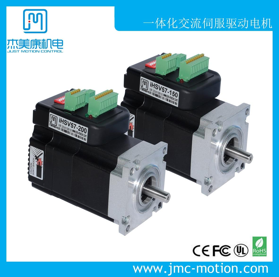 все цены на  140W, integrated AC servo drive motor, IHSV57-30-14-36, large torque, not lost step  онлайн