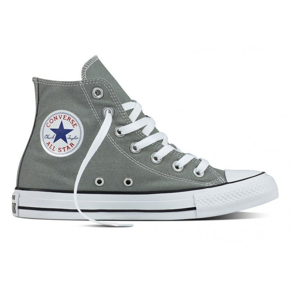 Walking Shoes CONVERSE Chuck Taylor All Star 155569 sneakers for male and female TmallFS kedsFS rock style skull never give up original design skateboarding shoes man woman s converse all star high top black canvas sneakers