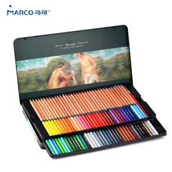 Marco 3120 lápices prismacolor coloreado 72 lápices acuarela juego de pintura Profesional para escritura dibujo materiales para dibujo y Bellas Artes