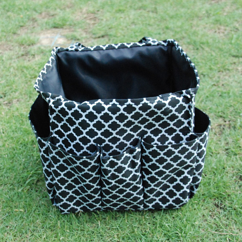 Aliexpress.com : Buy Free Shipping Quaterfoil Garden Tool Bag With Handle  Straps ,Wholesale Monogramable Appliance Tote Bag In 6 Colors DOM 101177  From ...