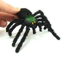 Bromas mordazas Pranks Maker Trick diversión novedad Funny Gadgets Decoración props Día de los inocentes simulación Spider toy