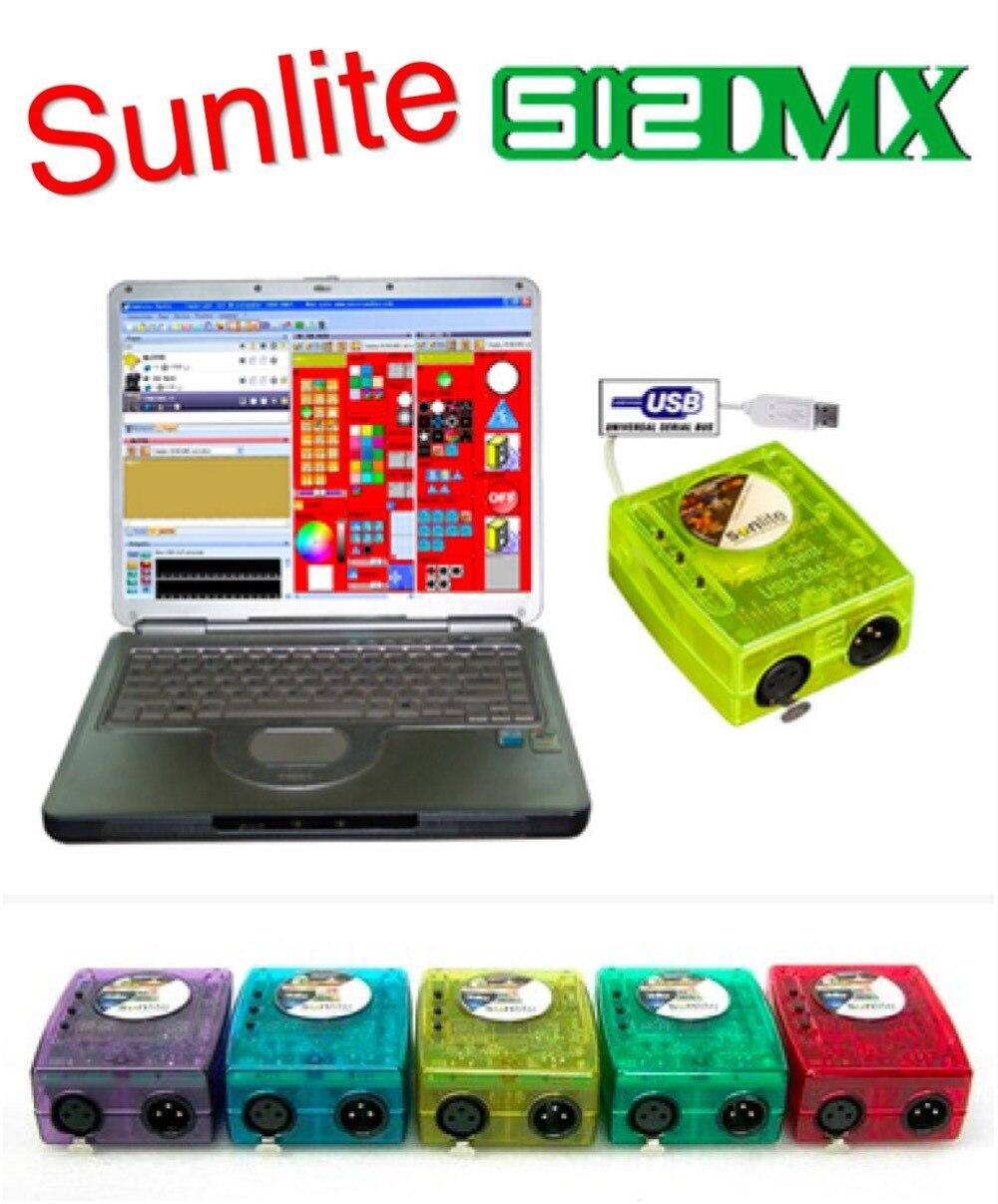 sunlite 1024 usb dmx 512 controller sunlite dmx can. Black Bedroom Furniture Sets. Home Design Ideas