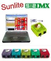 Sunlite 1024 USB DMX 512 Controller Sunlite DMX Can Support Win XP USB DMX Light Interface