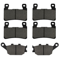 Motorcycle Front And Rear Brake Pads For Honda CBR600 CBR900 VTR 1000 CB1300S CBR 929 CBR