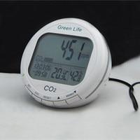 AZ7787 CO2 детектор углекислого газа детектор Температура влажность воздуха качество сигнала тестер утечек