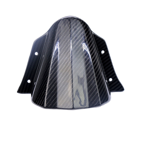PrePreg углеродное волокно (сухой углерод) ветровое стекло дефлектор для Yamaha MT-09 MT09 FZ09 FZ-09 2013-2017 2014 2015 2016