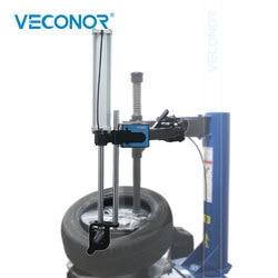 Brazo auxiliar para cambiador de neumáticos adecuado para todas las máquinas semiautomáticas de cambio de neumáticos con brazo oscilante brazo auxiliar de tercera pieza