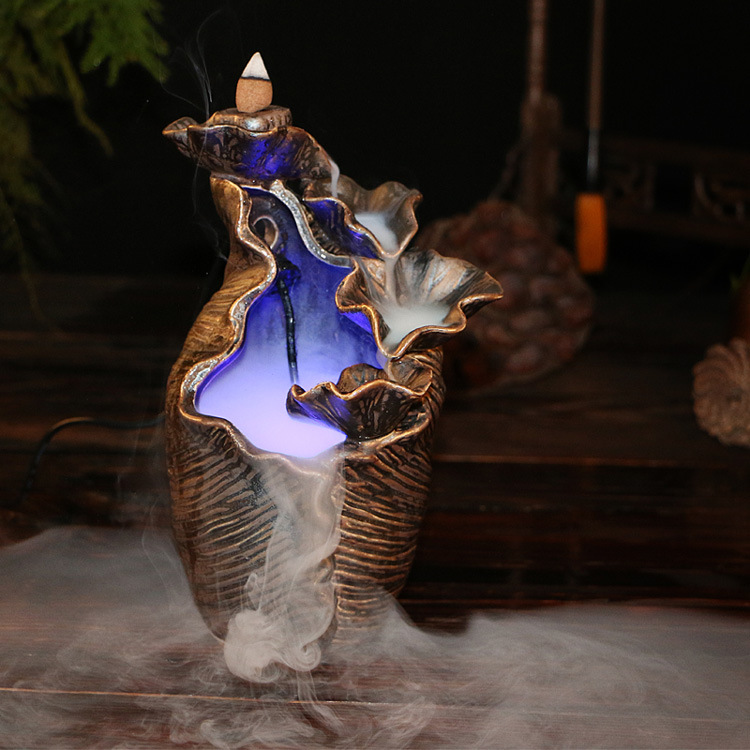 Buy Manufacturer Coupons >> Manufacturer backflow incense burner mountain stream air ...