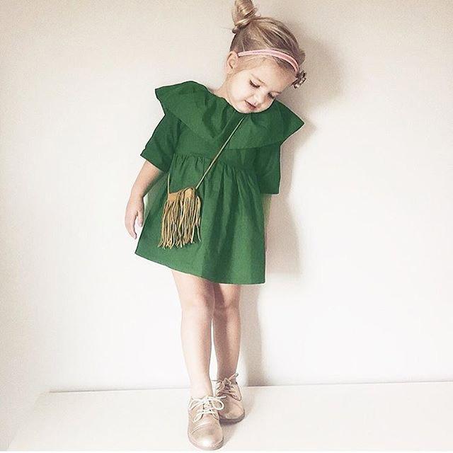 929408b1ef99 Baby girl dress 2016 baby girls casual cotton clothing brand ...