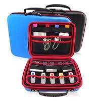 GUANHE Large Capcaity EVA Bag 3 5 Inch Portable Hard Drive Bag Case Adapter Power Bank