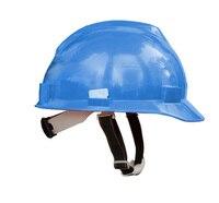 Free Shipping BOSI Construction Hard Hat Safety Helmet Blue