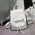 Backpack bag women students travel leather fashion student school backpacks travel bookbags promotional discount free shipping