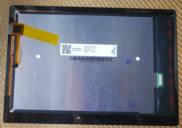 """10.1"""" For Lenovo Tab 2 A10-70 A10-70F A10-70L Tablet Full LCD Display With Touch Screen Sensor Digitizer Assembly Complete"""