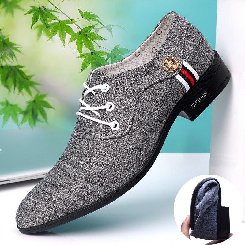 2018 Neue Ankunft Oxford Schuhe Für Männer Liebhaber Schuh Neue Atmungsaktive Kleid Formelle Italienisch Herren Marken Sapato Masculino Couro