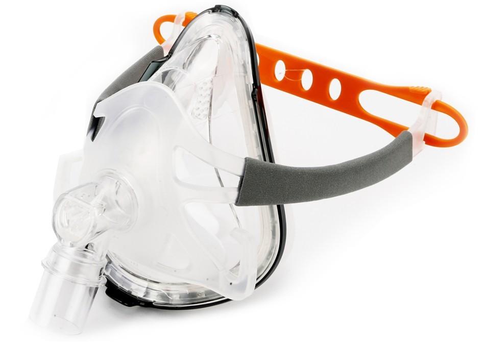 Full Face mask fro CPAP APAP BPAP respirator (10)