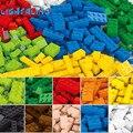 Bloques de construcción 415 unids lightaling diy creativo modelo de ladrillos juguetes para niños educativos enlighten juguetes compatibles con lego