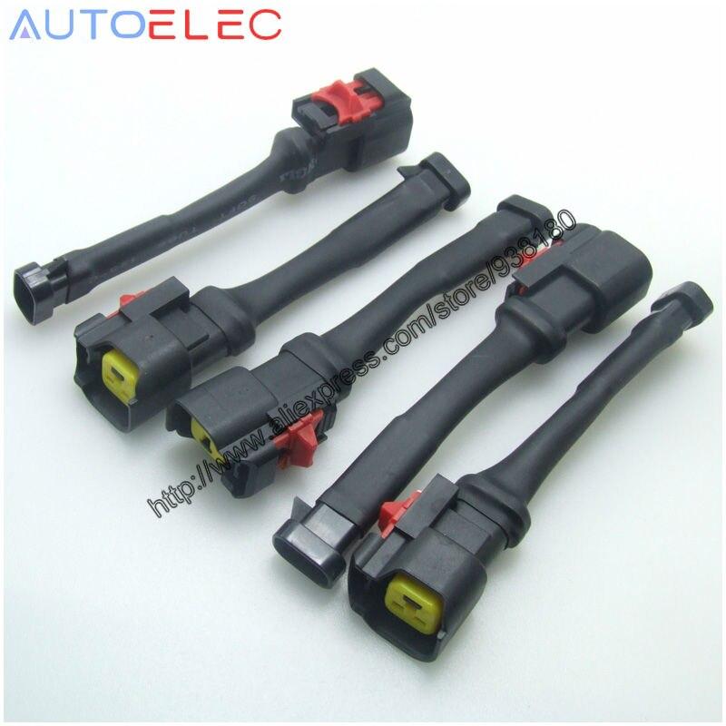100pcs Adaptor Changing Lq4 Lq9 48 53 60 Delphi Wire Harness To Ls2 Ls3 Ls7: Delphi Automotive Wiring Harness At Jornalmilenio.com