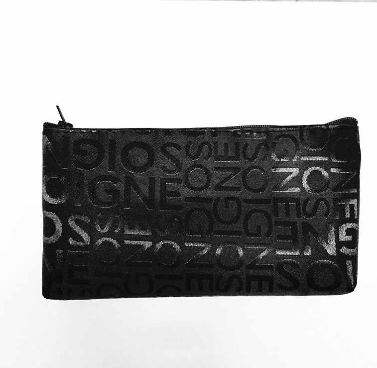 2018 קוריאני אופנה אותיות נשי תיק קוסמטי איפור תיק נסיעות הכרחי אחסון חבילת אופנה תיק קוסמטי tq4210-C