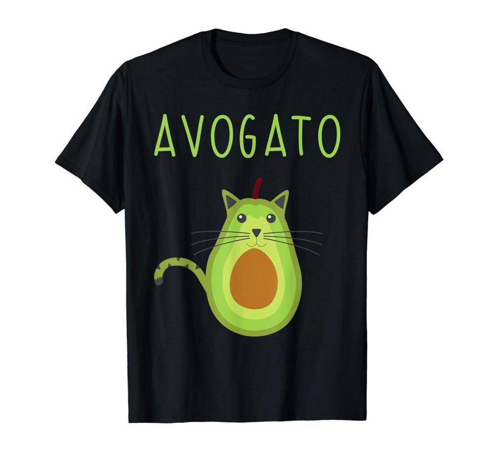 Cinco De Mayo Shirts Cinco De Meow Avogato Cat Avocado Tees Summer 2019 100% Cotton Normal Custom Design T Shirts