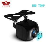 Anstar fhd 1280p * 720p visão noturna câmera de visão traseira à prova dwaterproof água reversa auto back up câmera do carro 170 visão larga anjo se encaixa 3g/4g|Câmera veicular| |  -