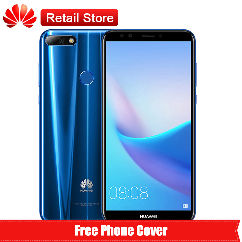Huawei Y7 Prime 2018 Enjoy 8 3GB RAM 32GB ROM 5.99''Octa Core 1440*720P 3000mAh Dual Rear Camera Fingerprint ID