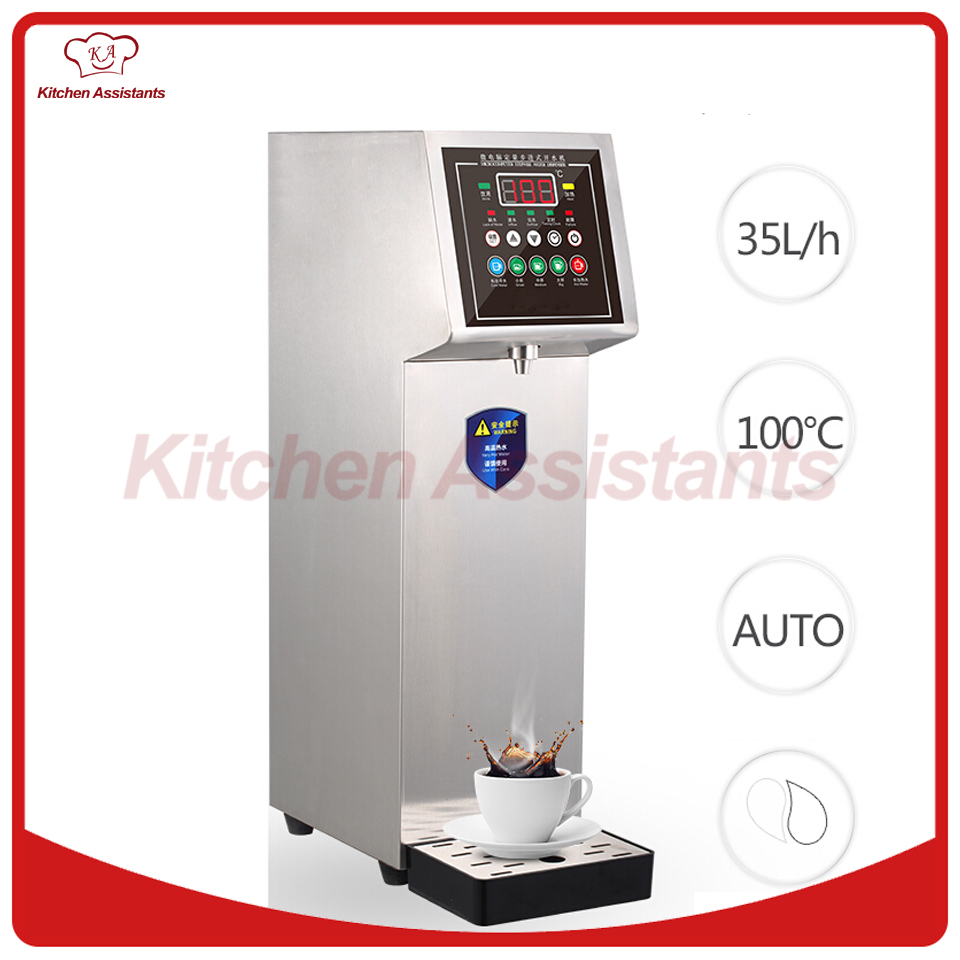 цены IT10H 10L Commercial energy-saving electric water boiler water machine kettle automatic boiling for milk tea shop cafe