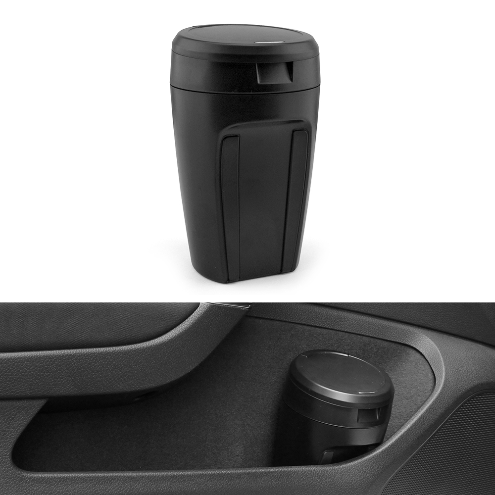 car interior trash cans cans fit vw mk7 mk6 golf 7 7 6 gti tiguan passat new polo jetta r. Black Bedroom Furniture Sets. Home Design Ideas