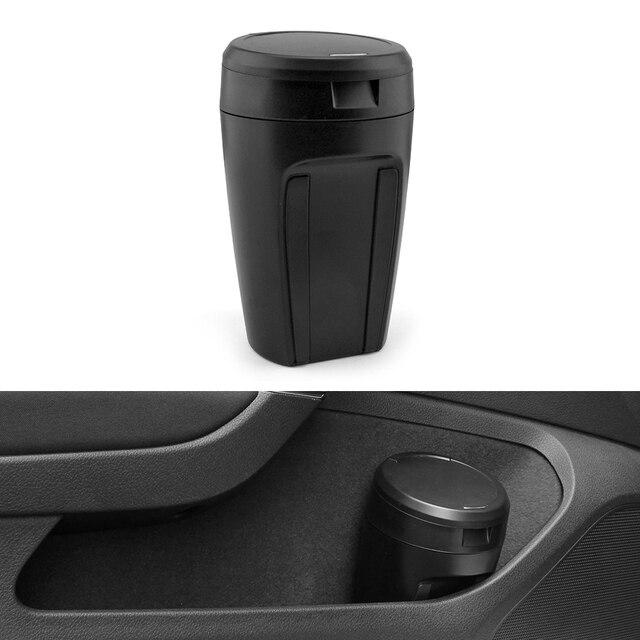 Car Interior Trash Cans FIT VW MK7 MK6 GOLF 7 6 GTI Tiguan Passat NEW POLO Jetta R