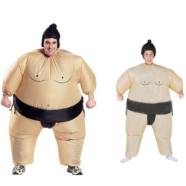 Purim Karneval partei erwachsene Döbel sumo aufblasbaren cosplay ...