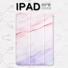 Marble Style Magnetic Flip Stand Cover For iPad Air1 Air2 Mini 1 2 3 4 5 Tablet cover Case for New iPad 9.7 2017 2018 iPad 2 3 4 cute girl mini4 magnet flip cover for ipad pro 9 7 10 5 air air2 mini 1 2 3 4 tablet case for new ipad 9 7 2017 2018 a1893