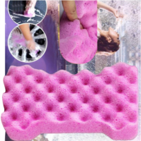 Soft Honeycomb Car Cleaning Washing Sponge Vehicle Care Maintenance Tool