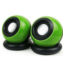MINI speakers Desktop super bass stereo handy and portable gift box suitable for notebooks desktop computers mobile phone