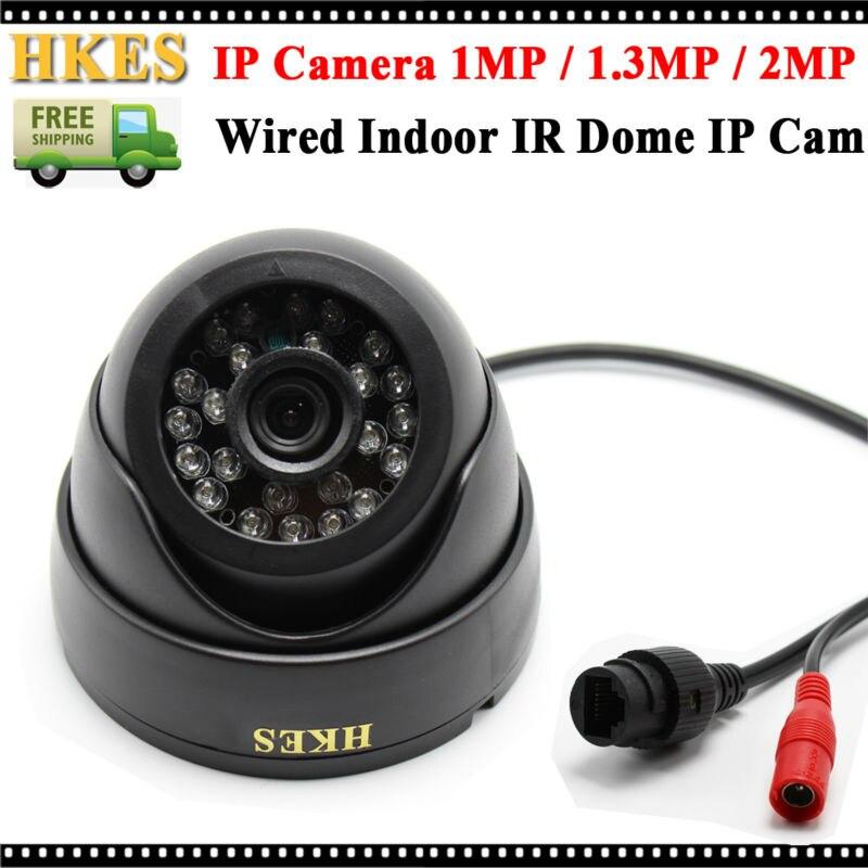 2 0 megapixel dome ip camera 1080p full hd onvif ir night. Black Bedroom Furniture Sets. Home Design Ideas