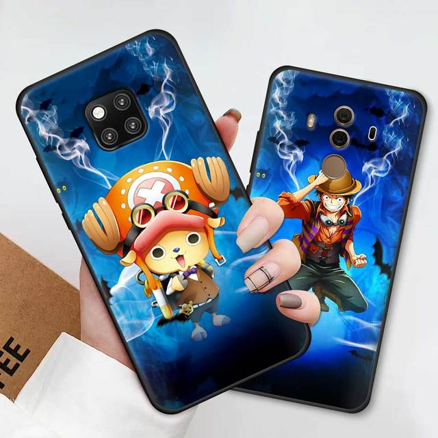 One Piece Luffy Cover Case for Huawei Models