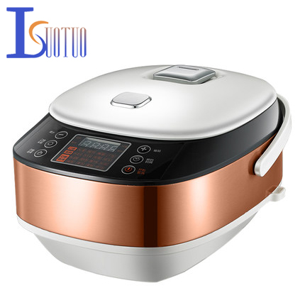 JWS-999 3L Kitchen Equipment Stainless Steel Inner Pot Electric Rice Cooker 500W