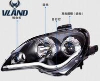 Factory Wholesale Proton GEN2 2008 2013 Headlight Turning Lights LED Bar Front Lights Head Lamps