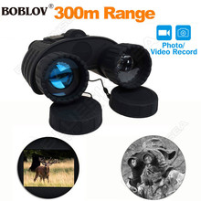 Promo offer 300M Infrared Night Vision GPS HD720P WG-80 Binoculars Telescope 4X50 Zoom 1.5″ Video/Photo Recorder Camera For Wildlife Hunting