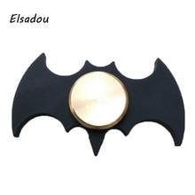 Elsadou Batman Fidget Finger Spinner Batman Finger Toys