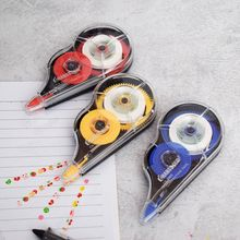 Sticker Stationery Correction-Tape Roller Study-Tools School-Supplies Office White 8m