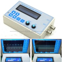 DDS Function Signal Generator Square Sawtooth Triangle Wave 1HZ 65534Hz Frequency Case Touch Button