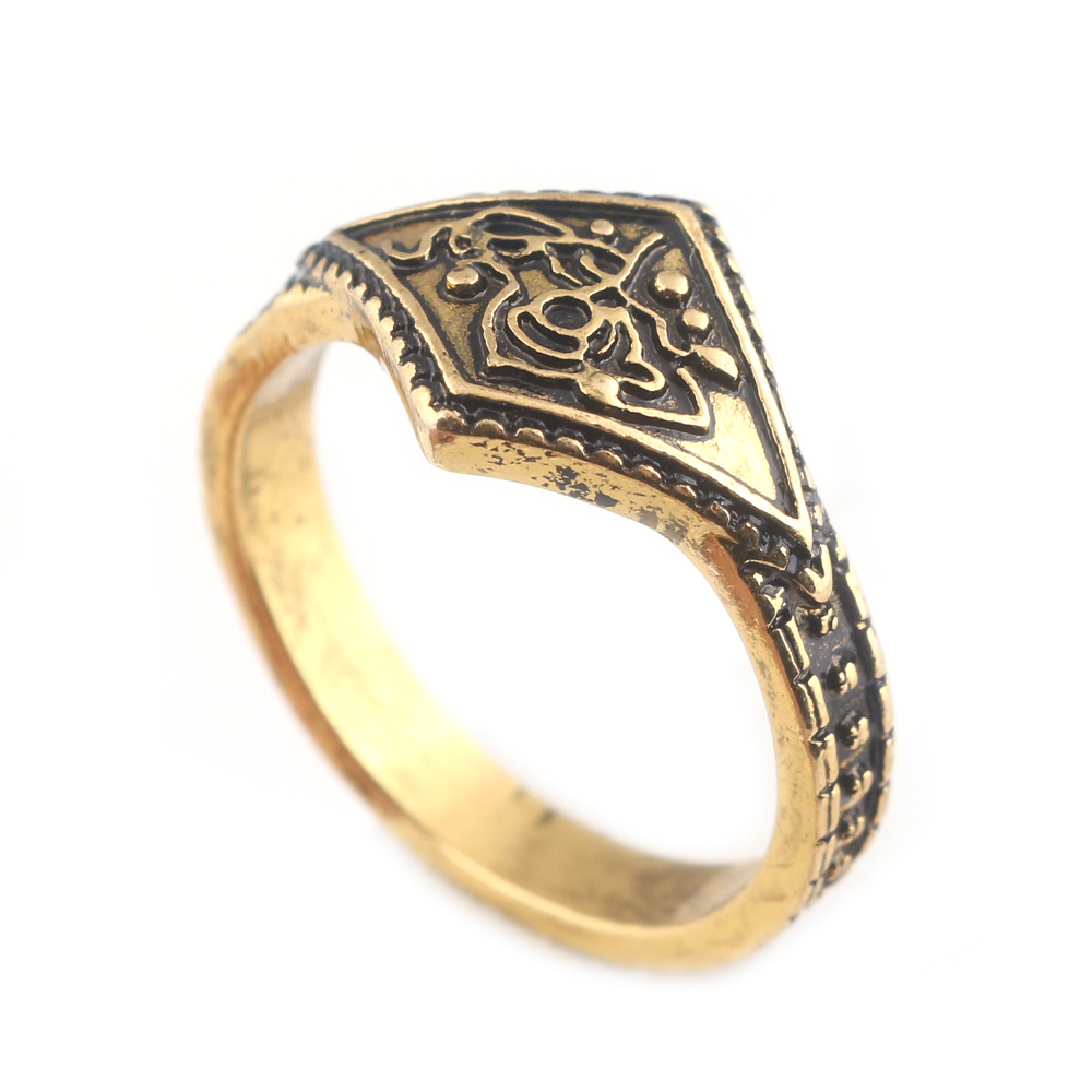 Dark Souls 3 Ring of Favor High Quality Cosplay Rings for Women Men Jewelry The Avengers 3 Infinity War Thanos Accessories