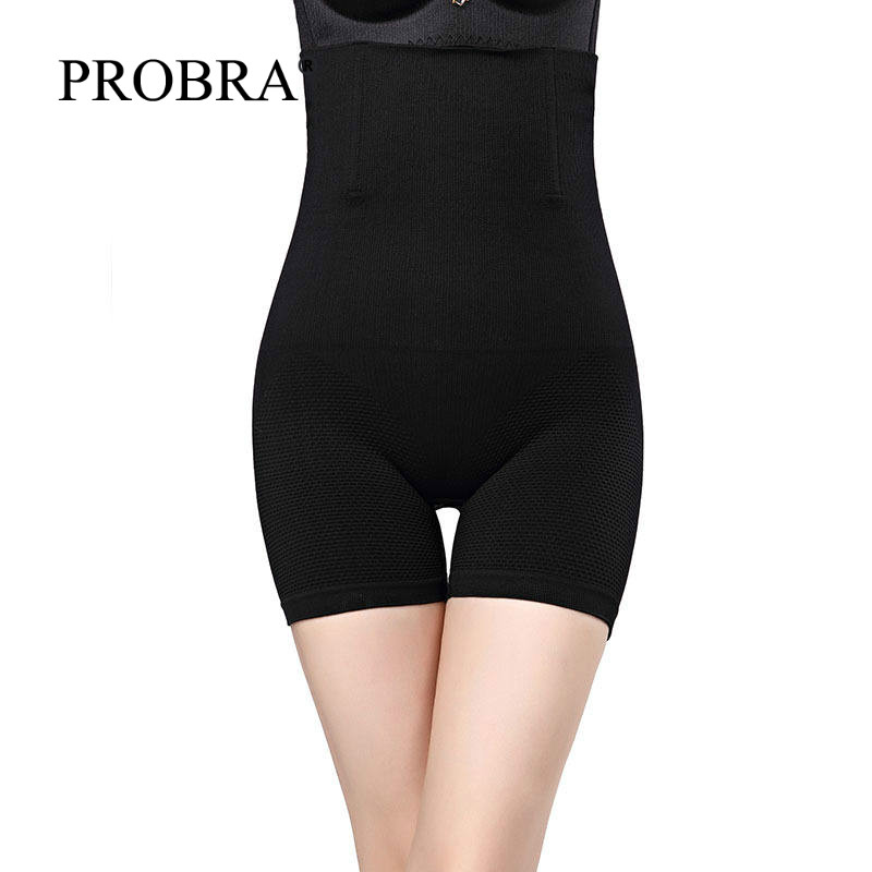 Sexy Women's Cotton Belly Bands & Support High Waist Corset Abdomen Hip Slimming Hollow Comfortable And Lose Weight Tight Corset