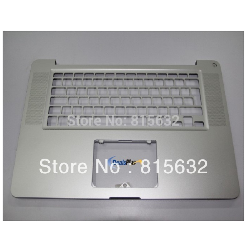FOR Apple Macbook Pro 15 A1286  UK Palmrest Top Case No Keyboard & NO TouchPad 2011 free shipping neworig keyboard bezel palmrest cover lenovo thinkpad t540p w54 touchpad without fingerprint 04x5544