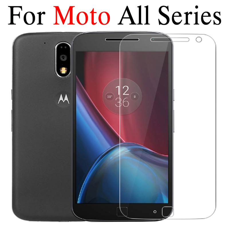 Tempered Glass For Motorola Moto X4 E4 G5 G5s Plus Z Z2 X E 4 G4 Play Screen Protector On Protective Film Glas Cover Protection image