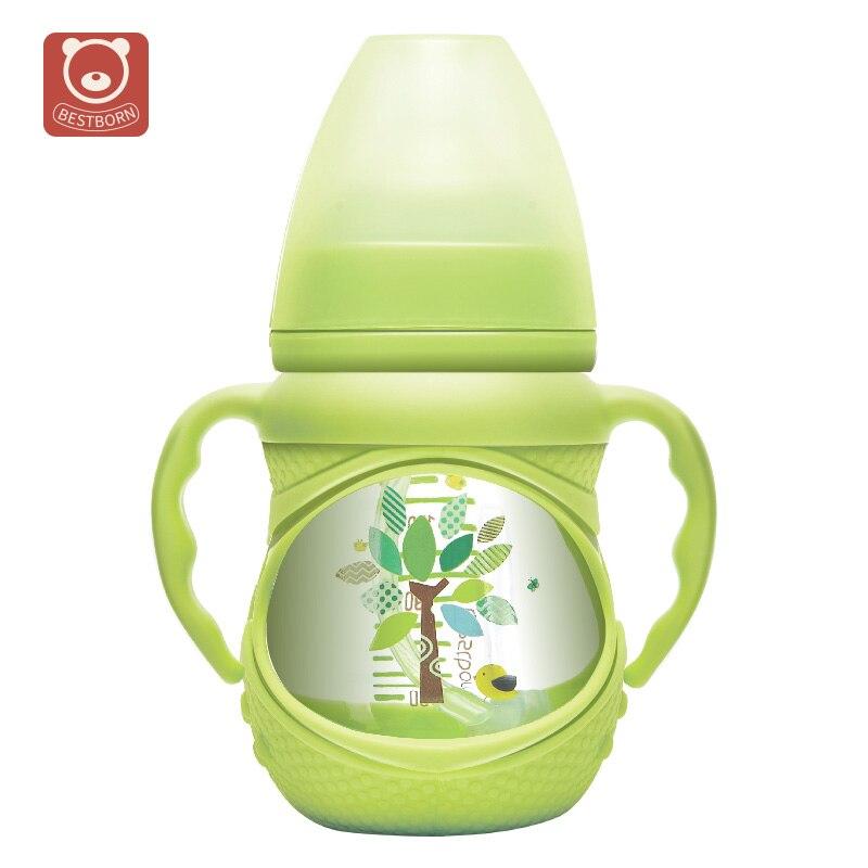 Temperamentvoll 1 Teile/satz 150 Ml Solide Silikagel Nippel Kleine Flasche Babyflasche Kleine Kürbis-geformt Kostenloser Versand Fütterung